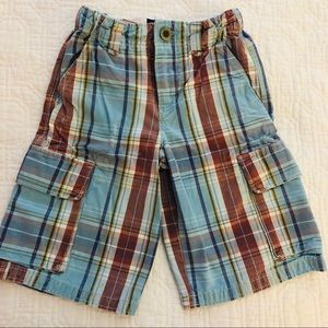 Boys Mini Boden Shorts - size 3/4